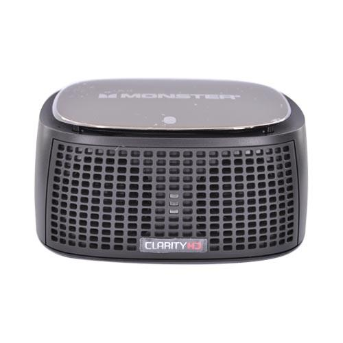 Original Monster Universal Precision Micro Bluetooth Speaker 100, 129233-00 - Black