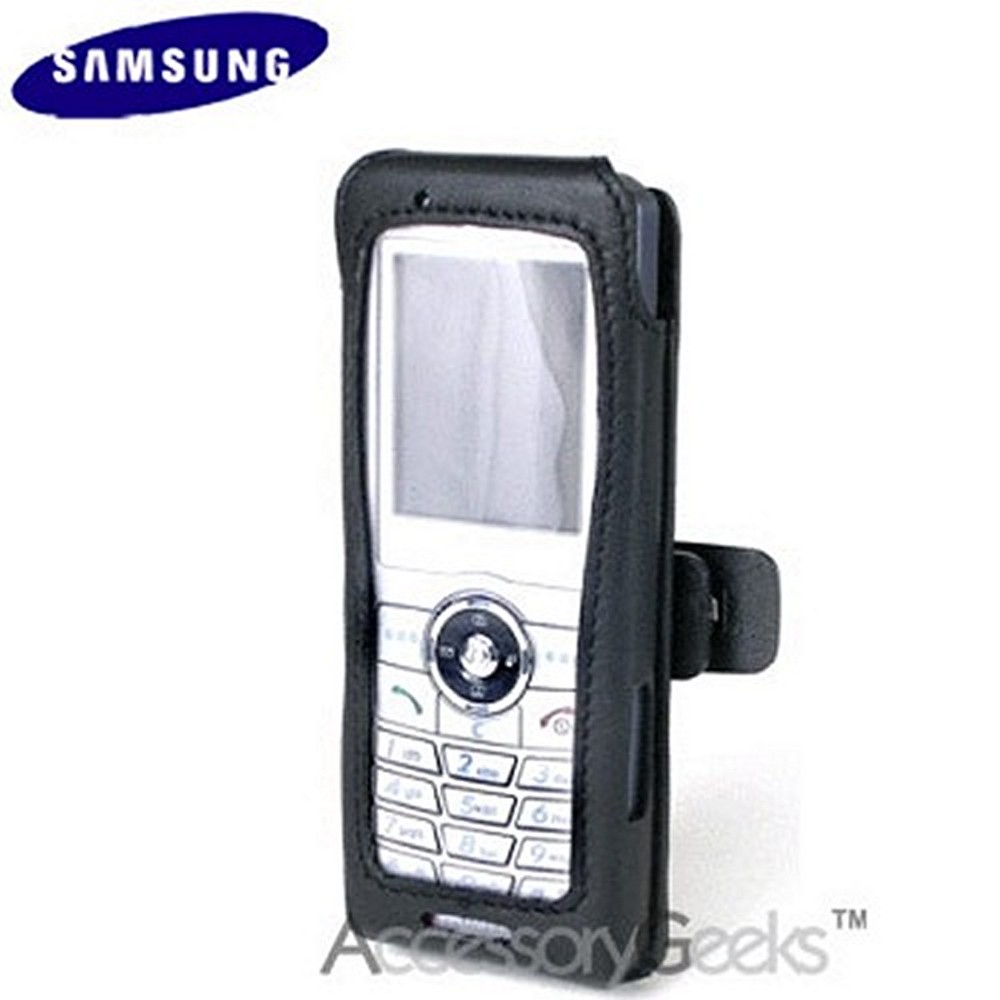 Original Samsung SGH-T509 Leather Case, 17200000101