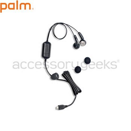 Original Palm Pre & Palm Pre PLUS micro USB Stereo Headset, 180-10319-00 (3287WW)- Black
