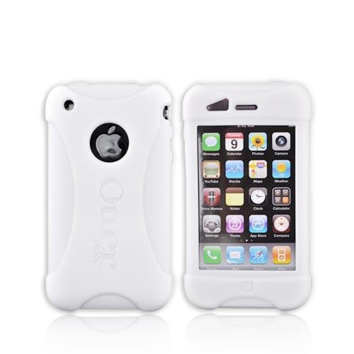 Original Otterbox Impact Series Apple iPhone 3G Case - White