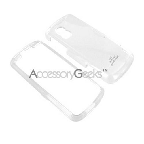 Original T-Mobile Samsung Gravity Hard Case - Transparent Clear