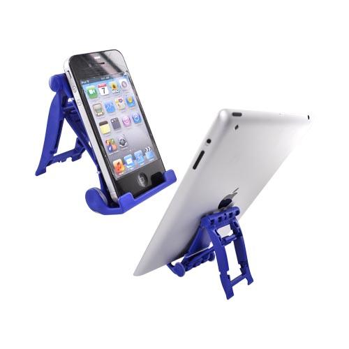 Original 3Feet Universal iPad/iPhone/Kindle Holder Stand, 3FBL - Deep Blue