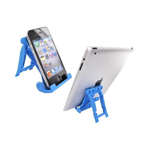 Original 3Feet Universal iPad/iPhone/Kindle Holder Stand, 3FLB - Light Blue Delight