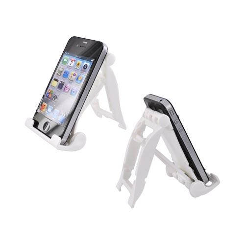 Original 3Feet Universal iPad/iPhone/Kindle Holder Stand, 3FWT - Glacier White