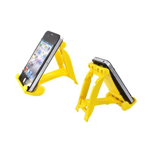 Original 3Feet Universal iPad/iPhone/Kindle Holder Stand, 3FYE - Sunshine Yellow