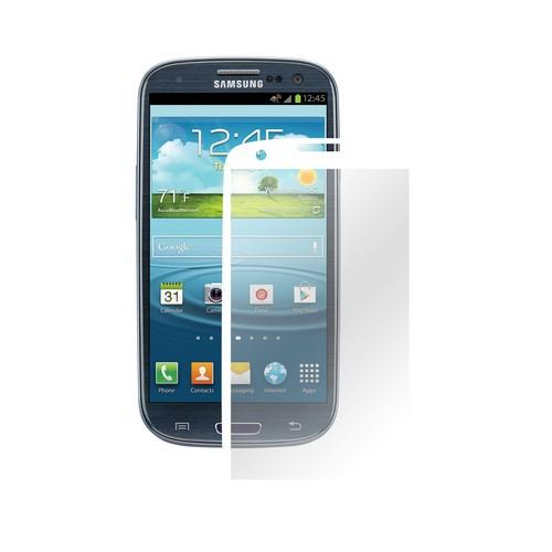 WriteRight Anti-Glare & Anti-Fingerprint Screen Protector Kit w/ White Border for Samsung Galaxy S3