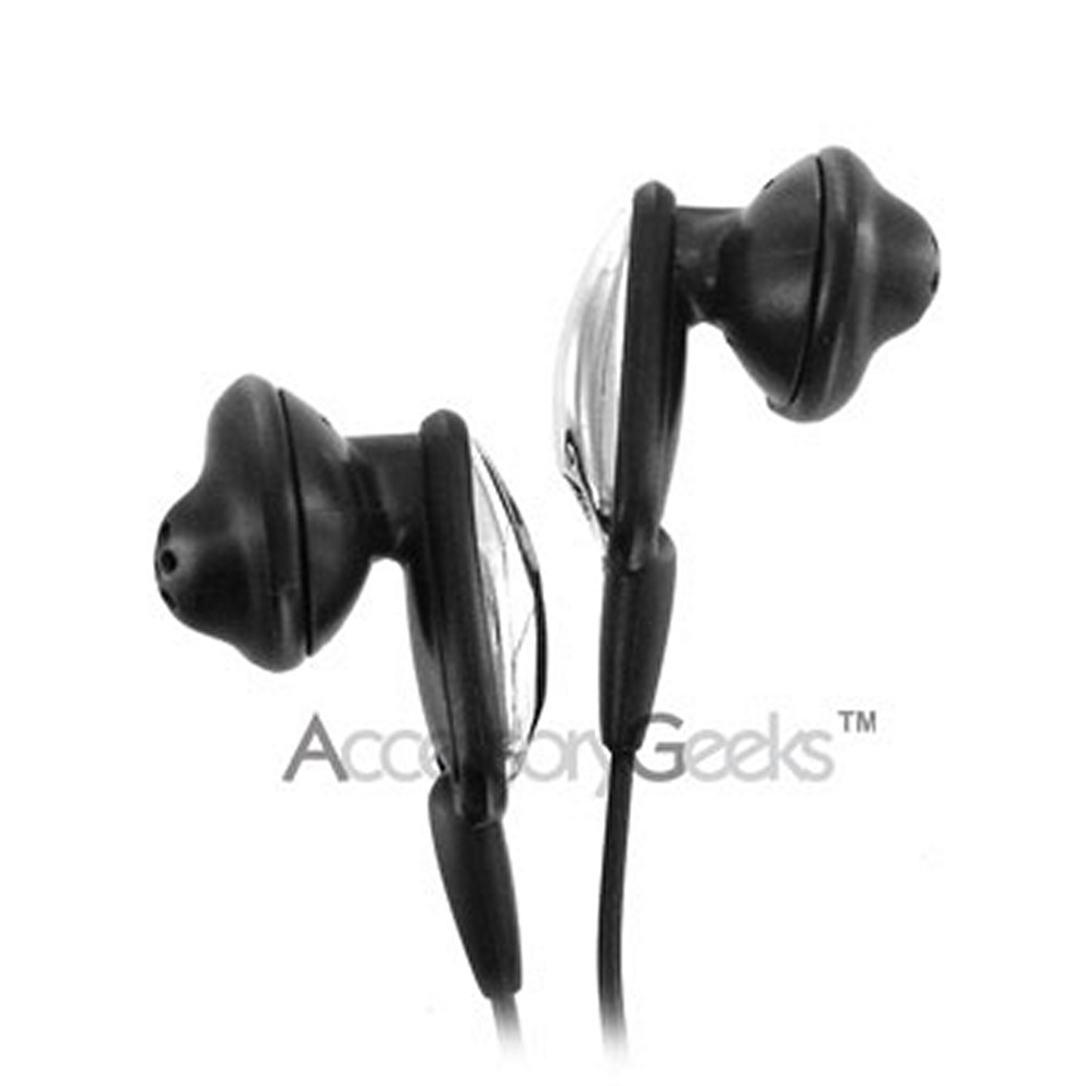 LG Premium Earbud Headset (Chocolate type)
