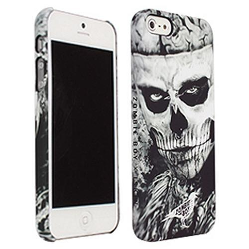 Original iSkin Zombie Boy Rico Rubberized Hard Case for iPhone 5/5S - RICO-IP5