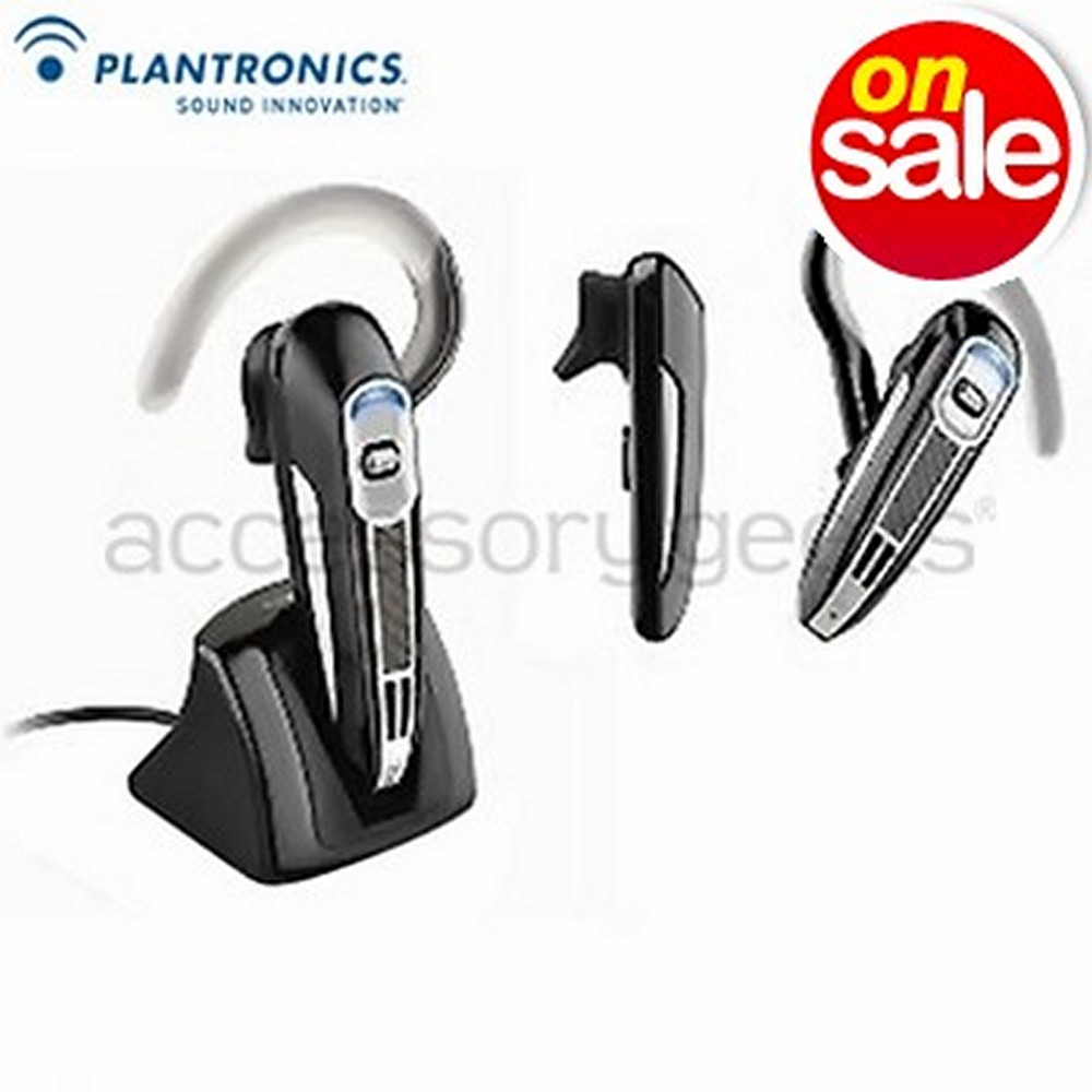 Original Plantronics Voyager 520 Bluetooth Headset (75859-01)