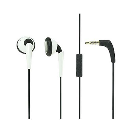iSkin Black / White earTones - ETNE-WE6