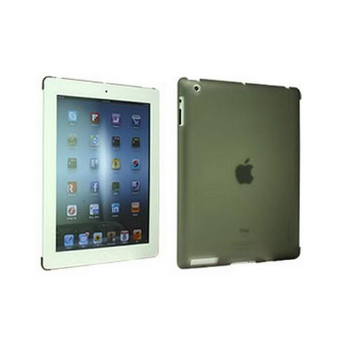 Odoyo Smartcoat Series Black Hard Case for Apple iPad 2/3/4