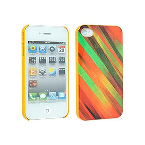 Odoyo Palette Series Fantasia Hard Case w/ Screen Protector for Apple iPhone 4/4S