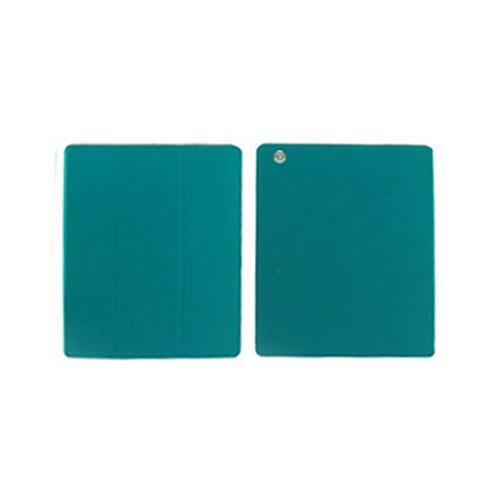 Odoyo Duofolio Series Cyan Hard Case Stand for Apple iPad 2/3/4