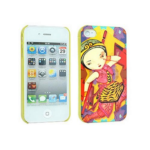Odoyo X A.JIN Series Awakening Hard Case for Apple iPhone 4/4S