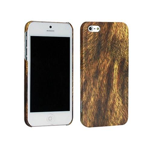 Odoyo Wild Animal Series Lion Hard Case for Apple iPhone 5/5S