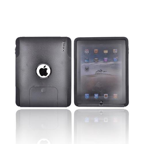 Original Otterbox Apple iPad (1st Gen) 1st Commuter Hard Case w/ Screen Protector, 86898 - Black