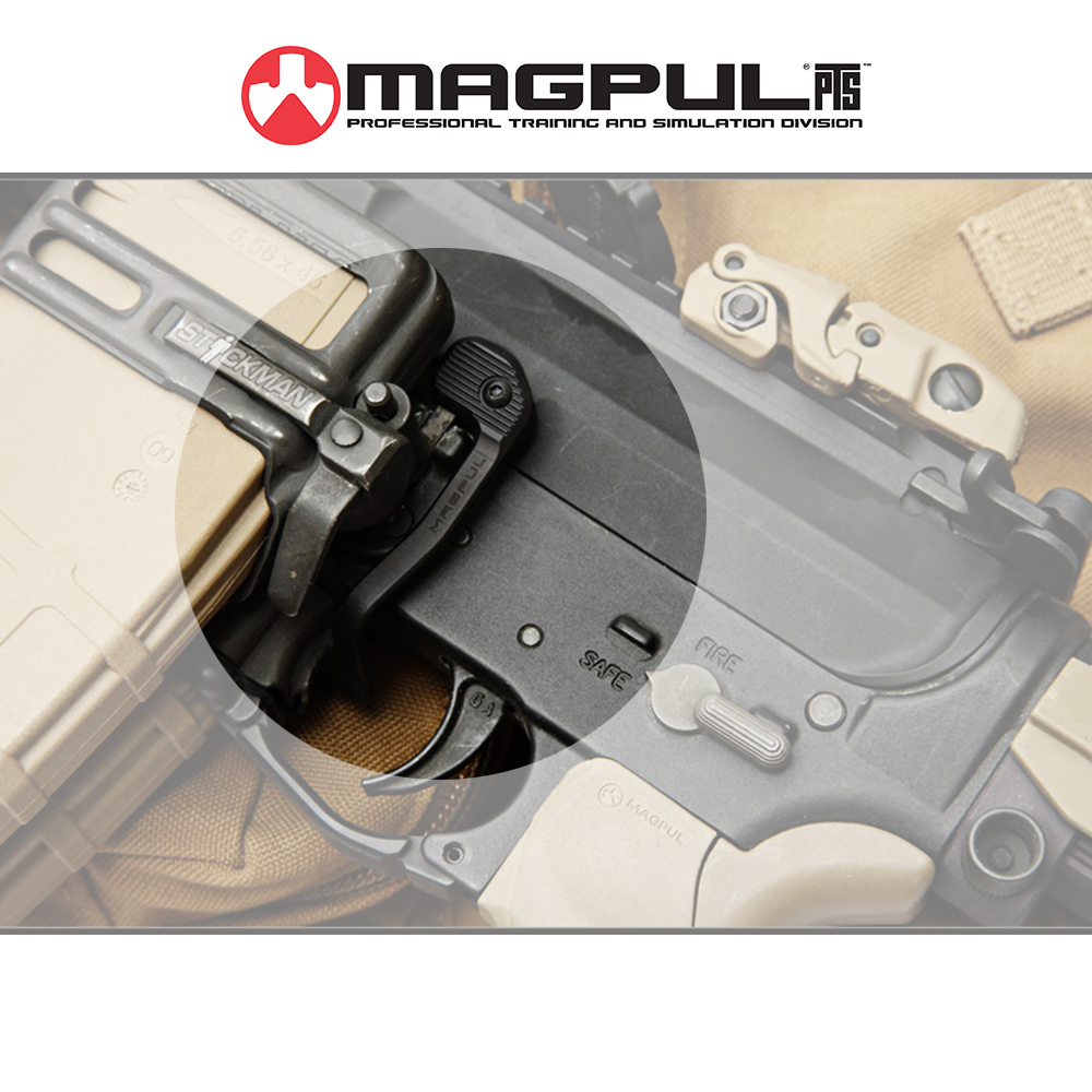 Magpul Battery Assist Device (B.A.D.) Lever, MAG980-BLK - Black