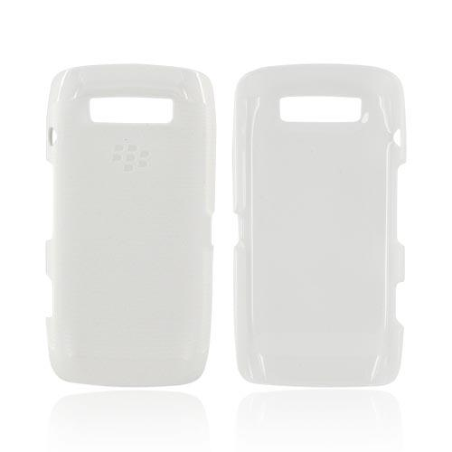 Original Blackberry Torch 9860, 9850 Hard Shell Hard Case, ACC-38965-303 - Solid White