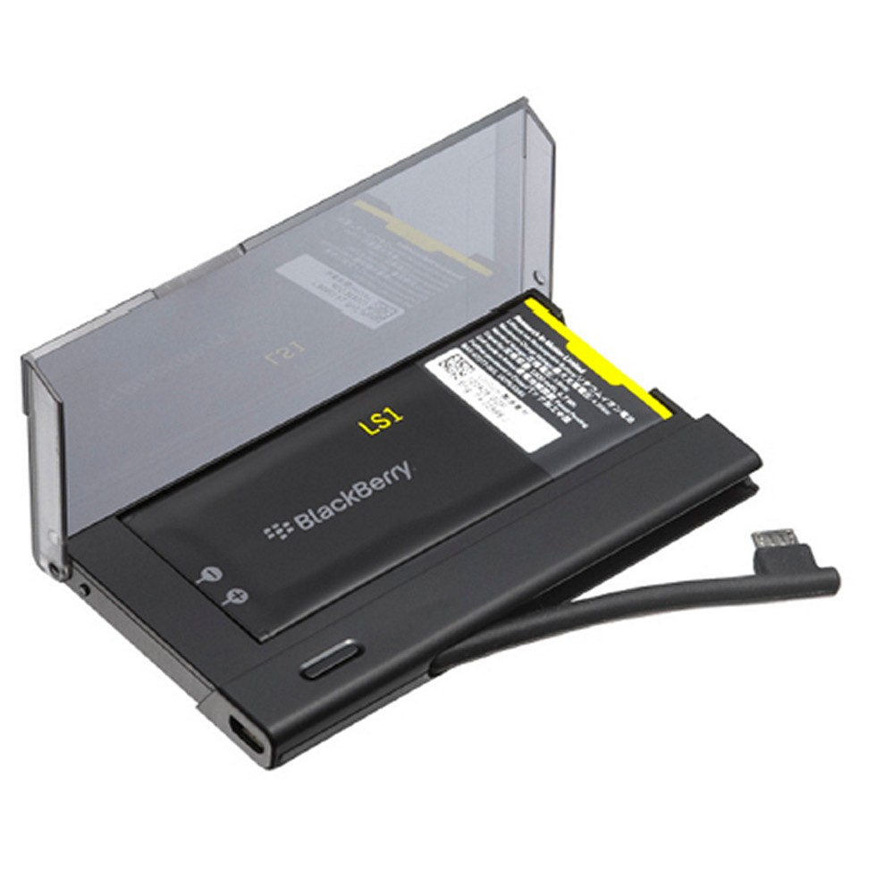 Blackberry Extra Battery Charging Bundle w/  1800 mAh LS1 Battery & Battery Charger for Blackberry Z10 - ACC-50256-301