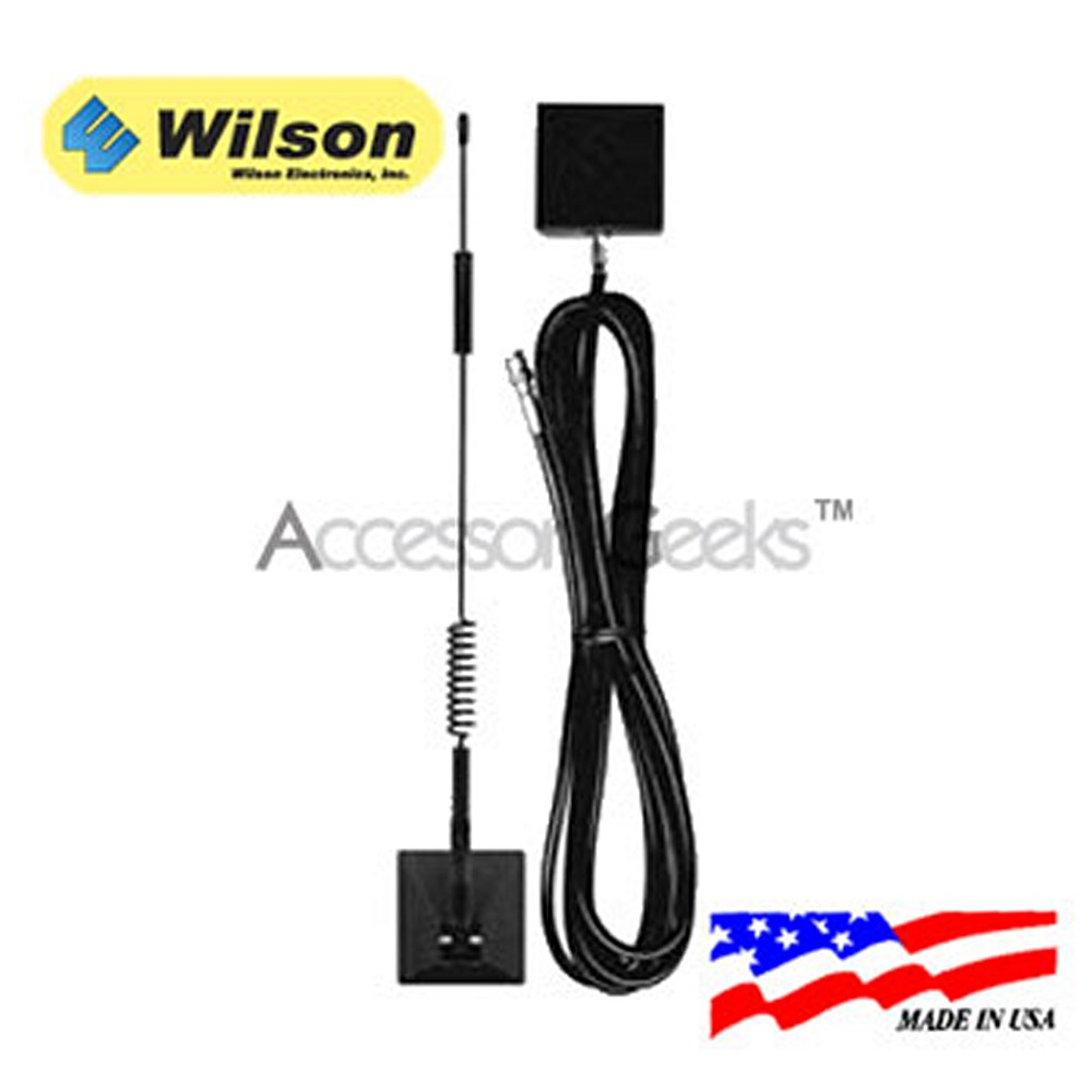 Wilson Dual-Band Glass Mount Antenna 301102