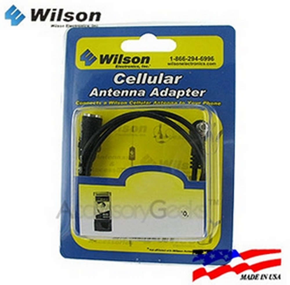 Wilson Electronics External Antenna Adapter - 359924 w/ FME Connector