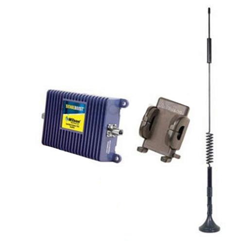 Wilson Electronics Amp and Mini Mount Antenna w/ Phone Cradle Plus, 811214