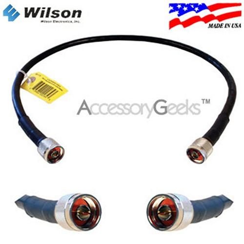 Wilson 2-Feet 9913-Equivalent Ultra-Low-Loss Coaxial Cable