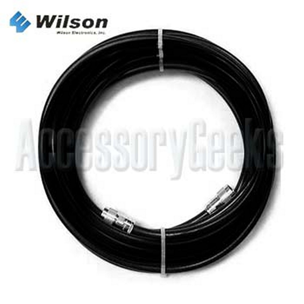 Wilson 75' Extension Ultra Low Loss Coax Cable, 951117