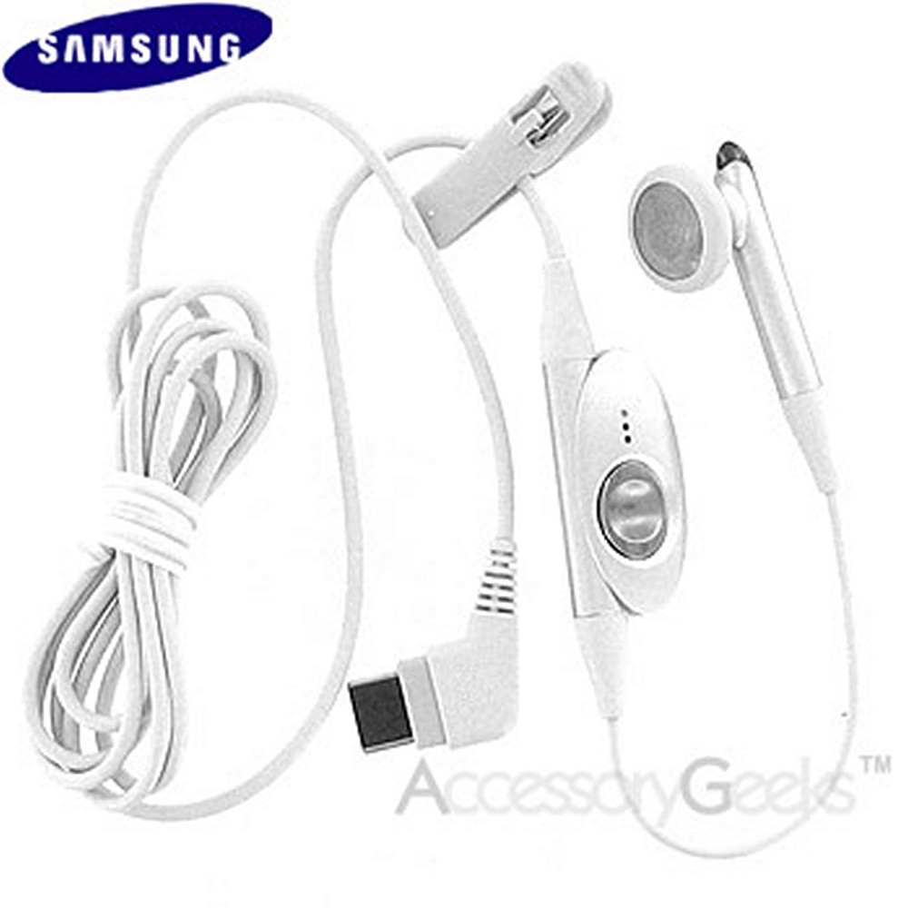 Original Samsung Handsfree Headset AEP320SBE - Black