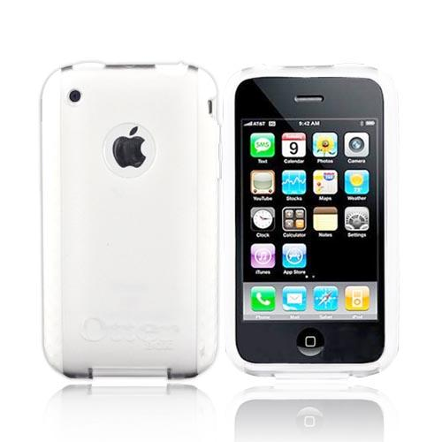 Original Otterbox Apple iPhone 3G 3GS Commuter TL Series Case, APL5-IPH3G-17-C50TR - White