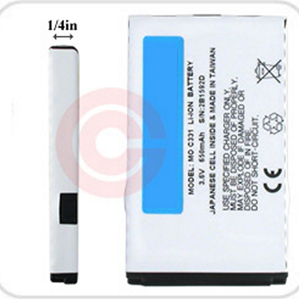 Motorola T720 Standard Replacement Battery
