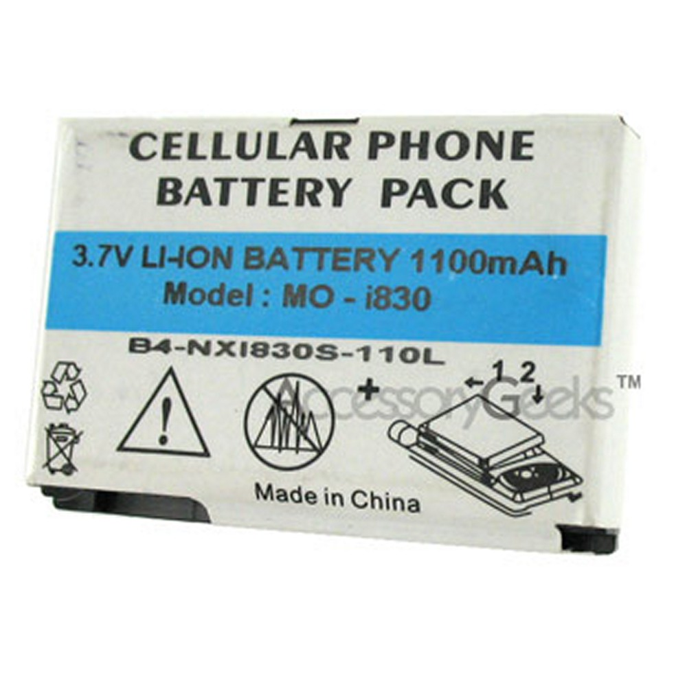Nextel Extended Battery ( i830 Type)
