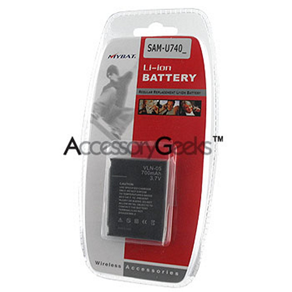 Samsung U740 Standard Battery