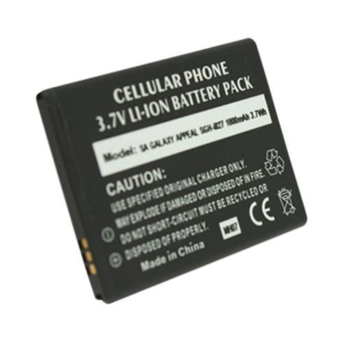 Battery for Samsung Galaxy Appeal SGH-I827 - Li-1000 mAh