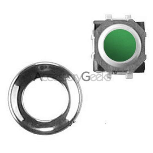 Blackberry Track Ball Replacement Kit - Green