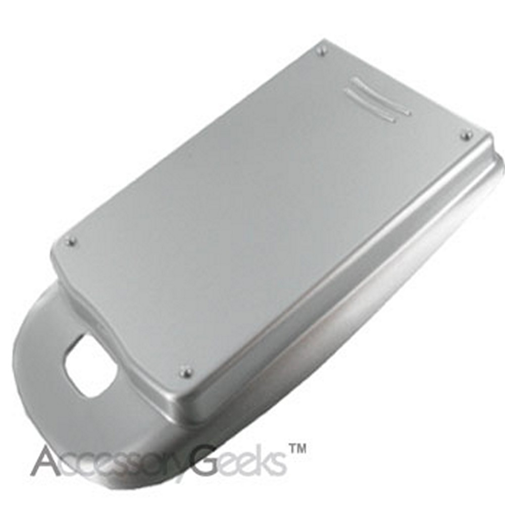 LG Vi-125 / PM-225 Silver Extended Battery Door