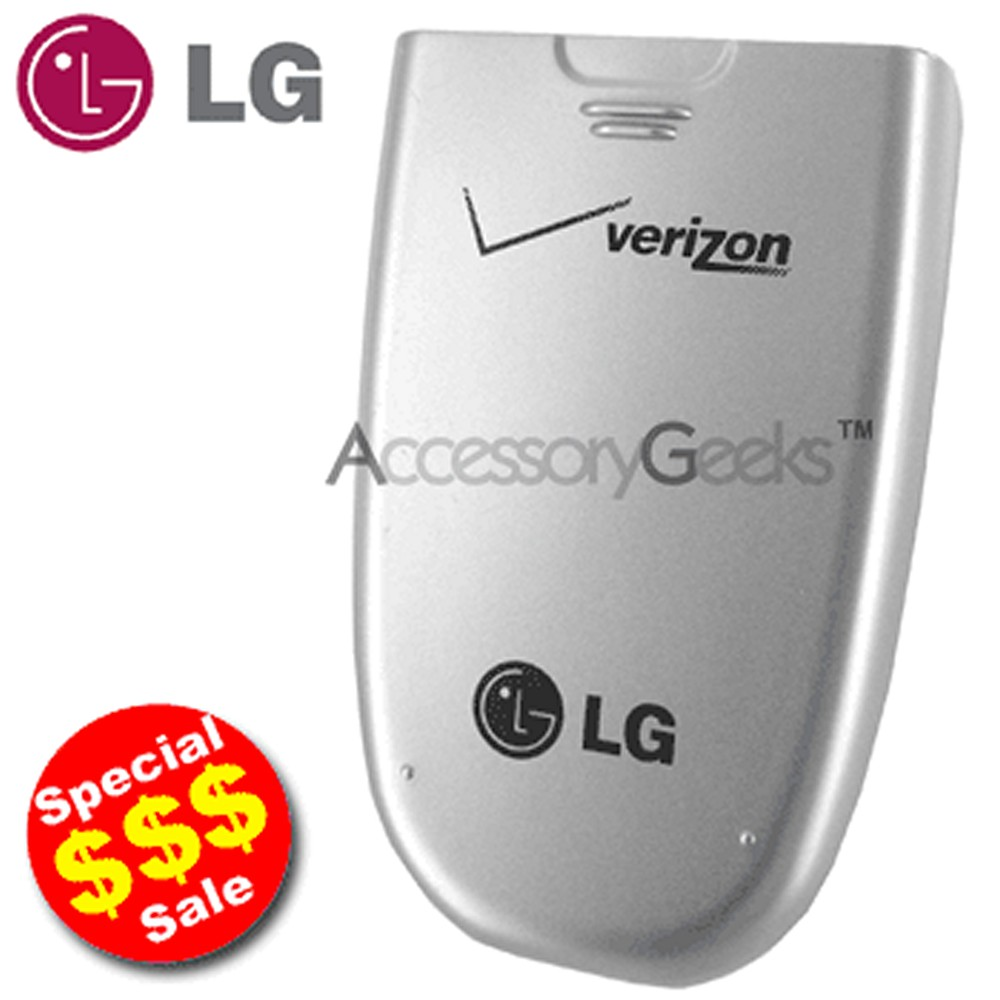 Original LG VX-6100 Standard Battery Door (Verizon)