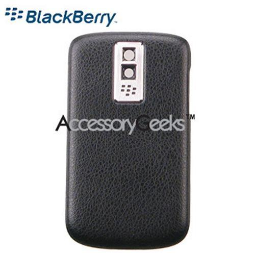 Original Blackberry Bold Standard Battery Door - Black