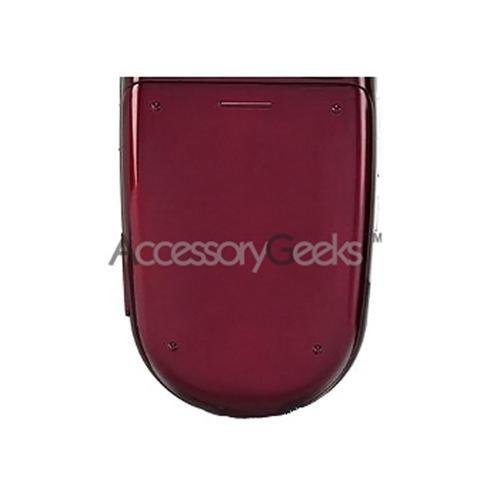 Original LG VX8350 Standard Battery Door - Burgundy