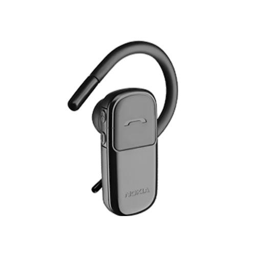 Original Nokia BH-104 Bluetooth Headset - Black
