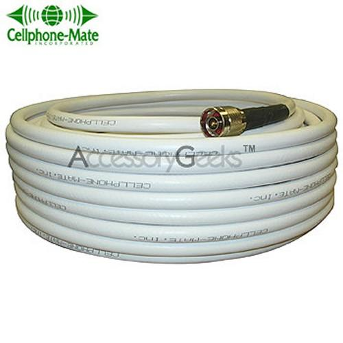 Cellphone-Mate CM400 Ultra Low-Loss Coaxial Cable CM001-1000 (1000 ft)