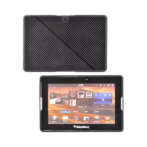 Original Body Glove Blackberry Playbook Crystal Silicone Case, CRC92289 - Black