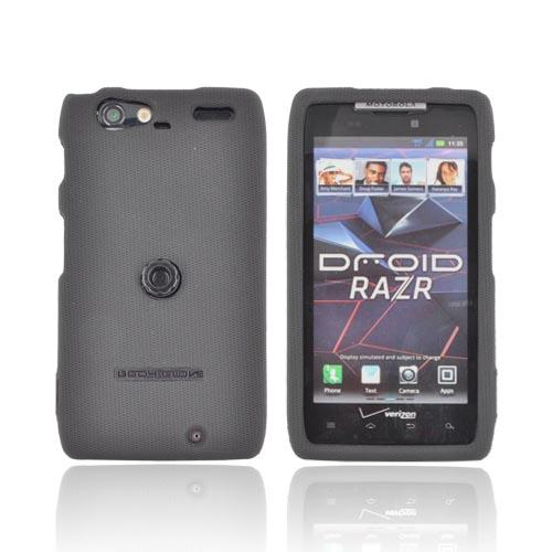 Original Body Glove Motorola Droid RAZR Snap-On Case w/ Detachable Kickstand Belt Clip, CRC92561 - Black