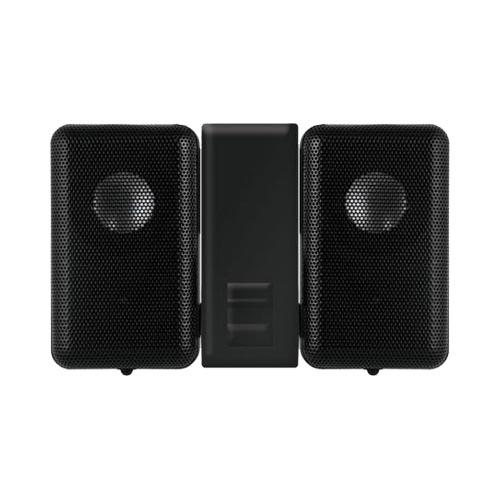 Original iSound iman Universal Portable Sliding Speaker System (3.5mm, 2.5mm), DGIPOD-1507 - Black
