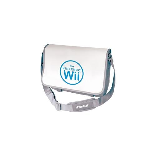 Original DreamGear Game Shoulder Bag for Nintendo Wii Games, System, and Accessories