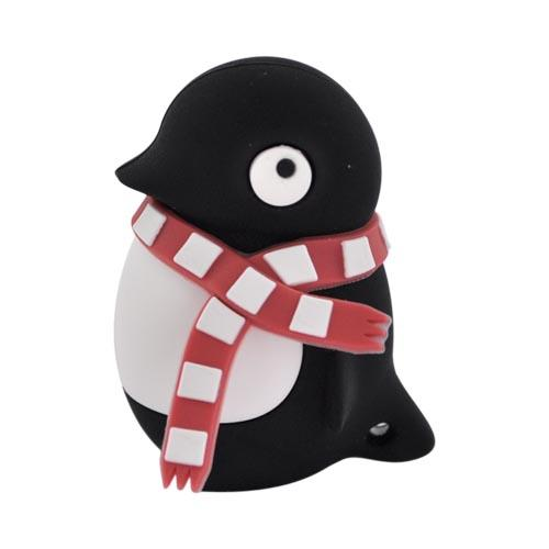 Original Bone Collection Universal USB Flash Drive, DR07021-4BK - Penguin (4GB)