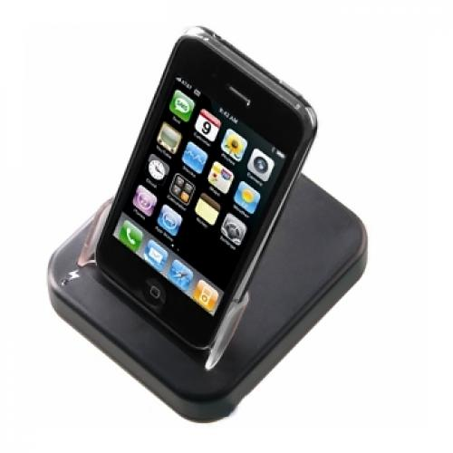 Apple iPhone 3Gs 3G Desktop Cradle Charger