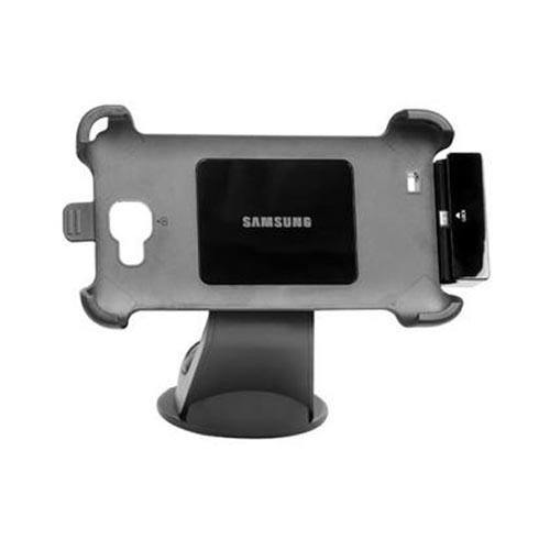 Original Samsung Galaxy Note Vehicle Navigation Mount w/ Micro USB Car Charger, ECS-K1E1BEG - Black
