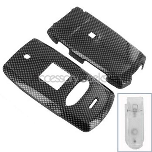 Verizon Audiovox 8950 Hard Case - Carbon Fiber