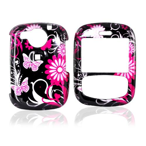 Cricket TXTM8 Hard Case - Floral on Black